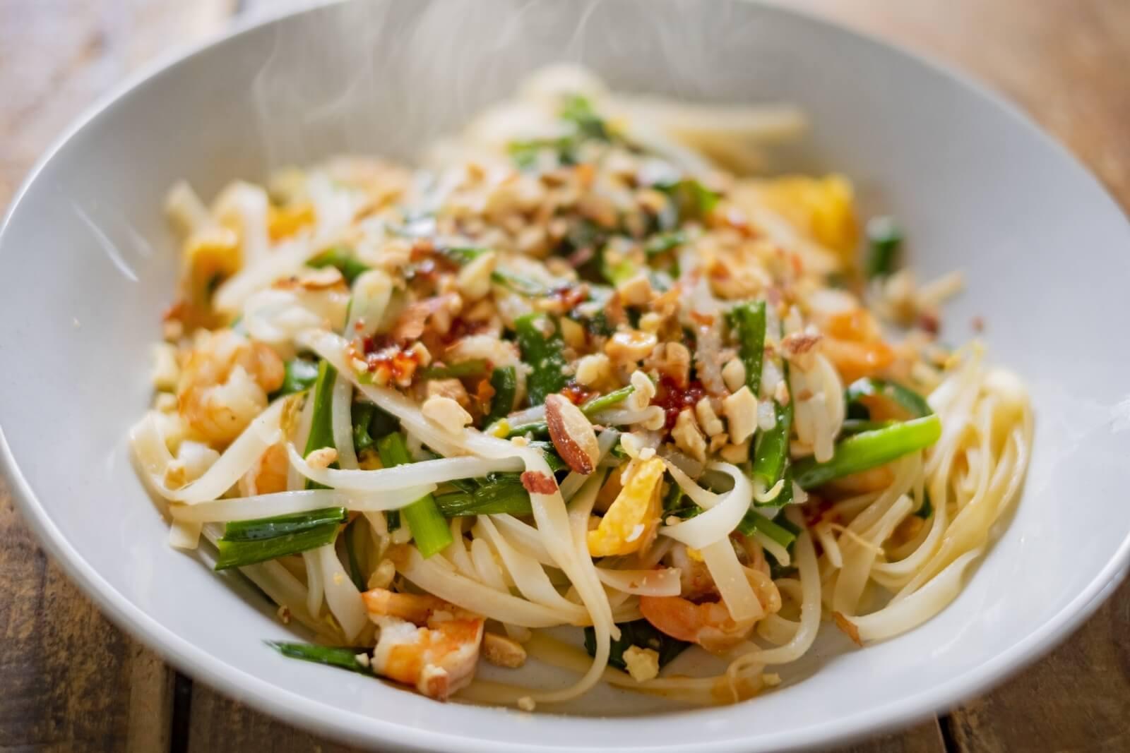 アジア料理インストラクター