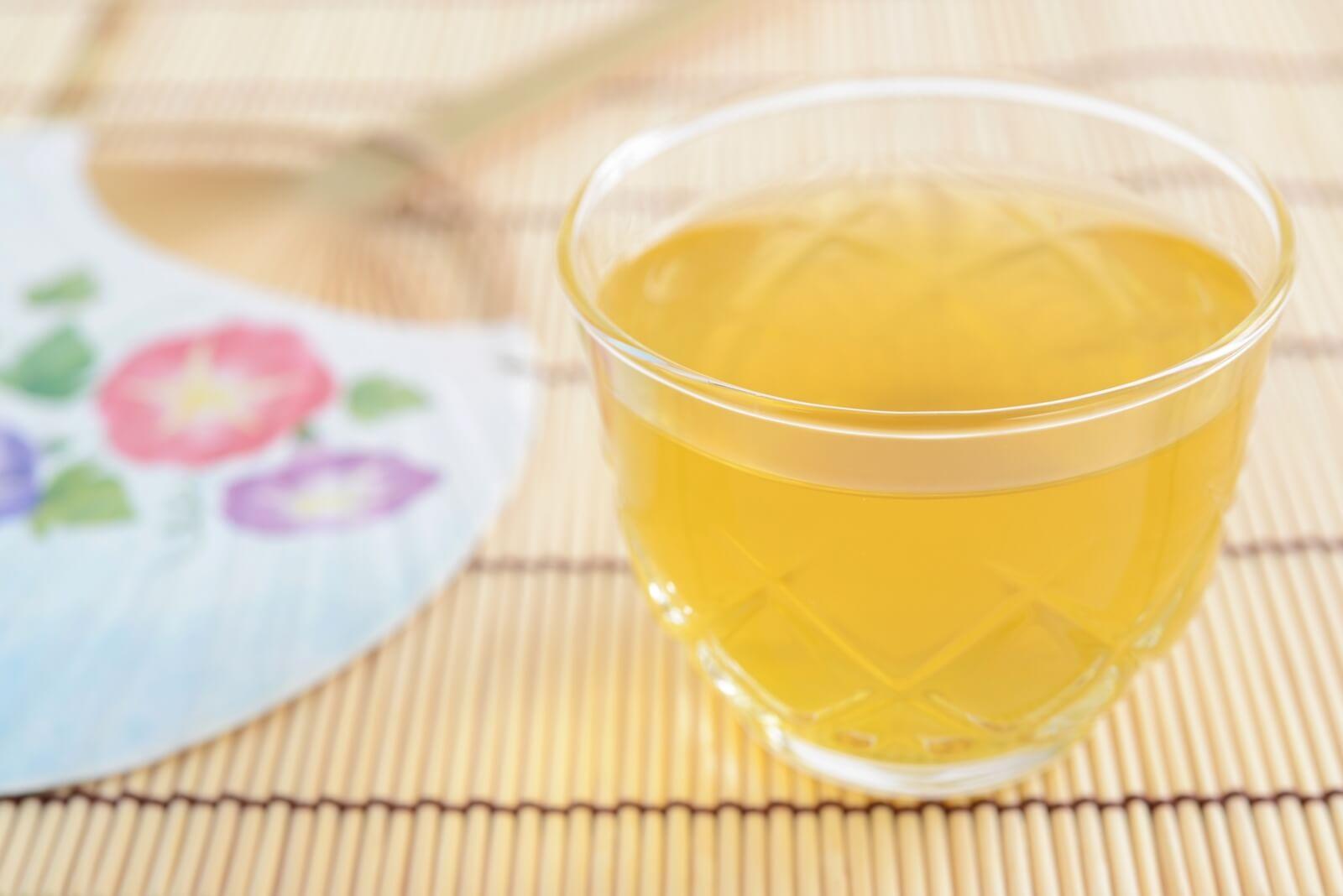 緑茶インストラクター