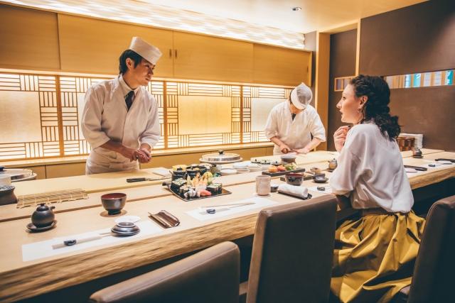 和食の仕事