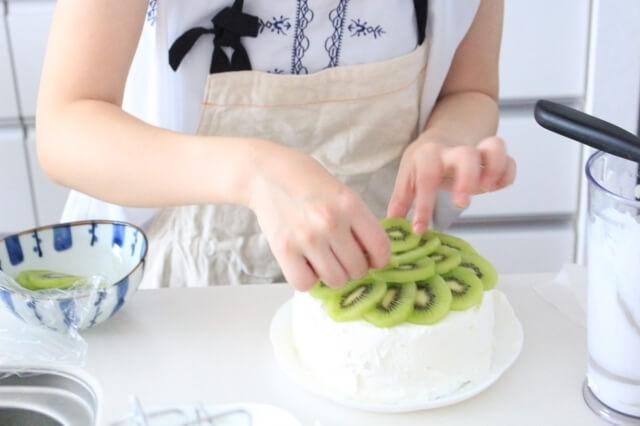 お菓子の作り方
