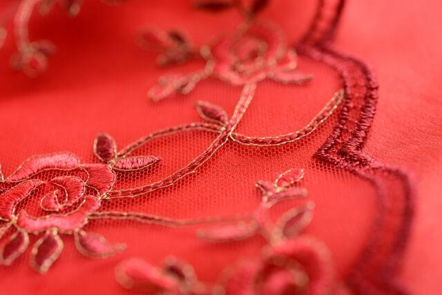 刺繍ステッチの種類