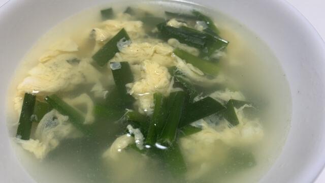 スープのレシピ